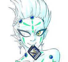 Yu-Gi-Oh Zexal: Astral by guttersvoice