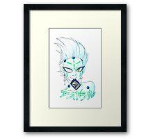 Yu-Gi-Oh Zexal: Astral Framed Print