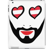 Conchita Wurst - Queen of all Austria iPad Case/Skin