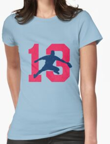 No. 13 Womens Fitted T-Shirt