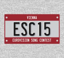 Eurovision - Licence Plate T-Shirt
