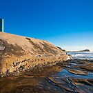 Sunrise from Newcastle Baths by 4thdayimages