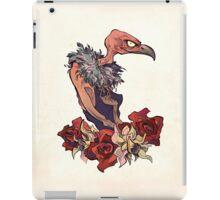 Madame Vautour iPad Case/Skin