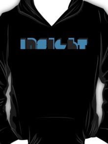 INsight black & Blue T-Shirt