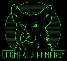 Dogmeat is my Homeboy by spazzynewton