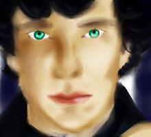 Sherlock by Iristhereaper