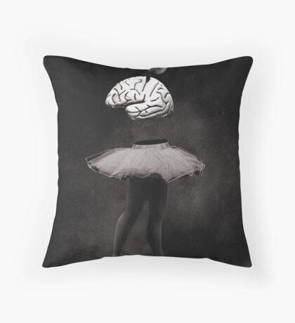 annual artist Throw Pillow