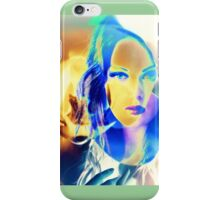 6575i Orchid Goddess  iPhone Case/Skin