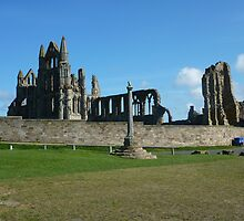 WHITBY ABBEY by sueottaway