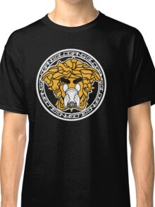 Globusa Medusa Versace Fun Art Classic T-Shirt