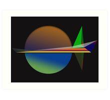 Horizon Zone 2.1 Art Print