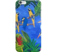 HAPPY RAIN FOREST iPhone Case/Skin