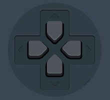 PlayStation Controller D-Pad by dudsbessa