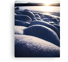 Sugar Lumps Canvas Print