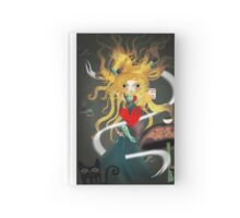 Wonderland  Hardcover Journal