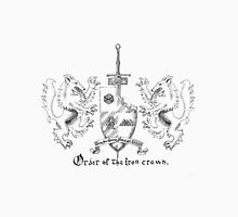 Order of the iron crown-Destiny Clan Unisex T-Shirt