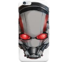 ANT-MAN COOLEST MASK EVER!!! iPhone Case/Skin