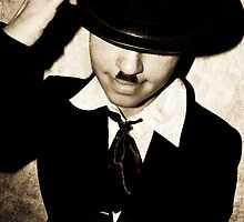 Mr. Chaplin. by SilentMuse