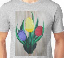 Spring Tulips  Unisex T-Shirt