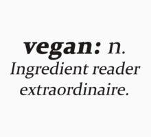 Vegan Extraordinaire by Robyn Maynard