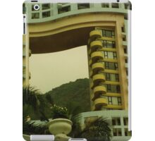 Feng Shui architecture iPad Case/Skin