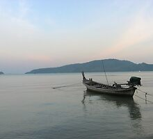 Chalong Harbour, Phuket, Thailand by rightonian