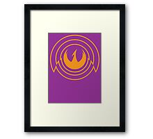 Rebels #2 Framed Print