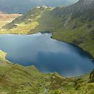 Llyn Cau, Cadair Idris, Wales by rightonian