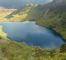 Llyn Cau, Cadair Idris, Wales by rightonian