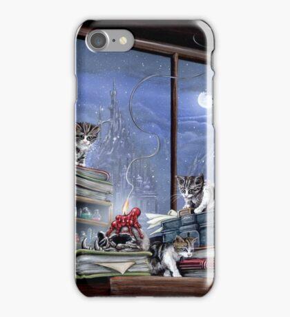 Familiars iPhone Case/Skin
