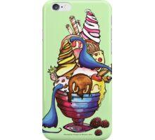 Dinosaur Ice Cream iPhone Case/Skin