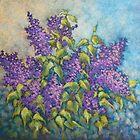 Lilac by Vera Kalinovska