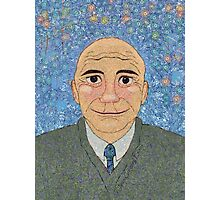 THE JUDGE ALL SHAVEN AND SHORN Photographic Print