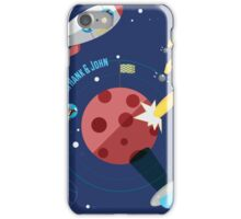 Dear Hank & John Poster iPhone Case/Skin