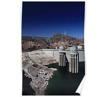 Hoover Dam...Hoover Overpass Poster