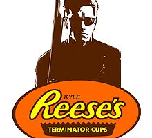 Kyle Reese's Terminator Cups by papistwhovian