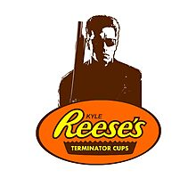 Kyle Reese's Terminator Cups Photographic Print