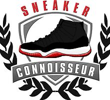 Sneaker Connoisseur-J11-Bred by tee4daily