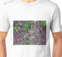 Flower?  Weed? Unisex T-Shirt