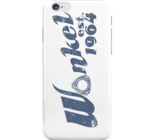 Wankel Blue iPhone Case/Skin