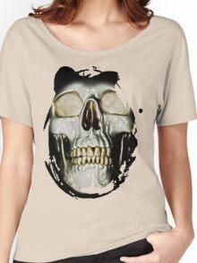 Skull Women's Relaxed Fit T-Shirt