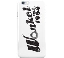 Wankel Black iPhone Case/Skin