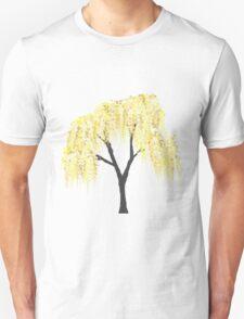 Yellow Willow Unisex T-Shirt