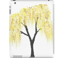 Yellow Willow iPad Case/Skin