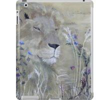 Resting Lion iPad Case/Skin