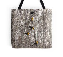 All Blackbirds Tote Bag