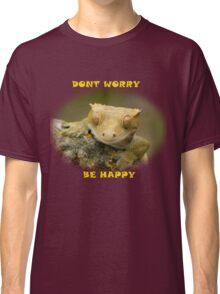 Be happy Classic T-Shirt