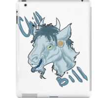 chill bill iPad Case/Skin