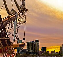 HMS Bounty HDR Redeux by MKWhite