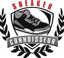 Sneaker Connoisseur-BC3 by tee4daily